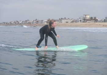 Surfing Lessons in Surf City